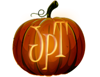 JPT Graphics Halloween Logo